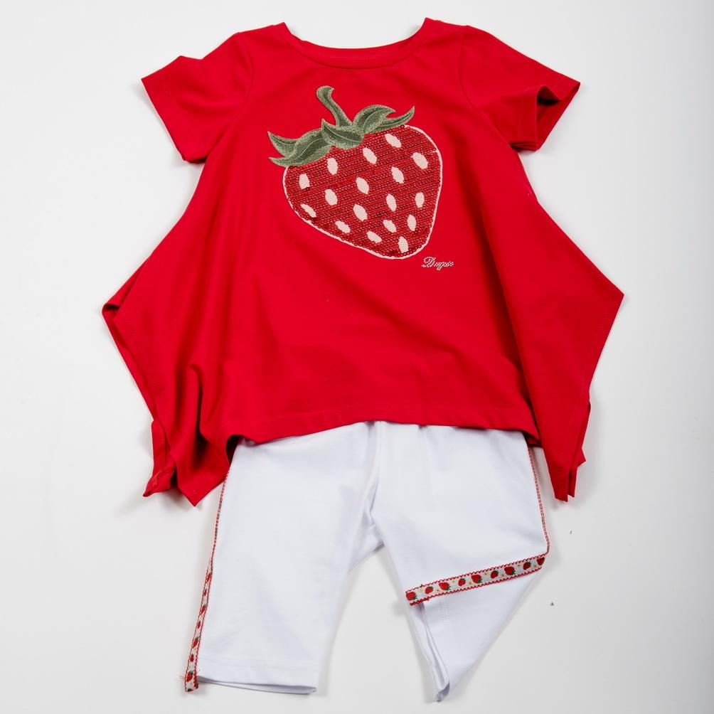 Daga Strawberry Legging Set 8360 S21