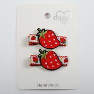 Daga Daga Strawberry Hair Clip 21041 S21