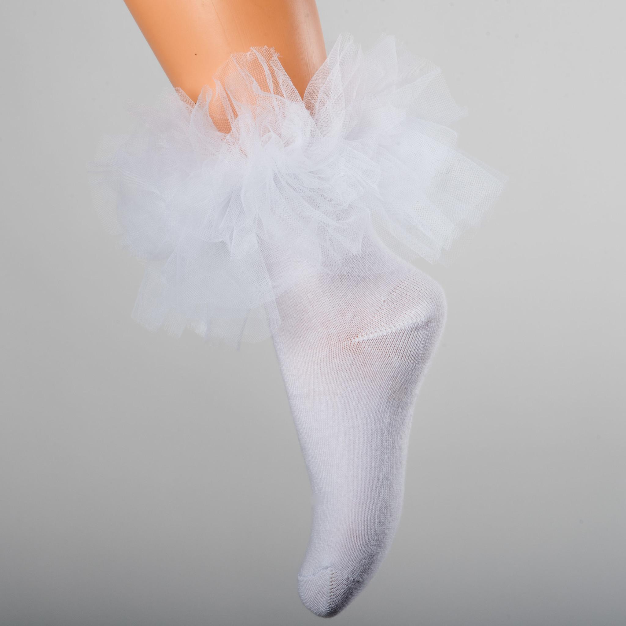 Daga Daga Tulle Ankle Sock 21060 S21