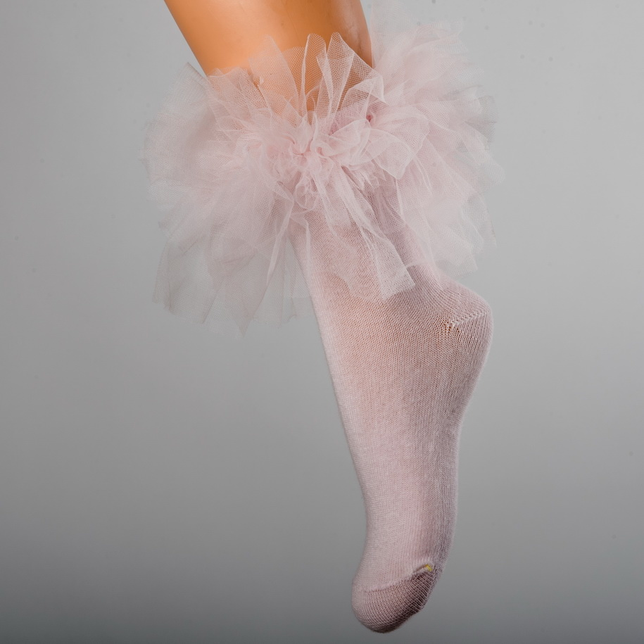 Daga Daga Tulle Ankle Sock 21065 S21