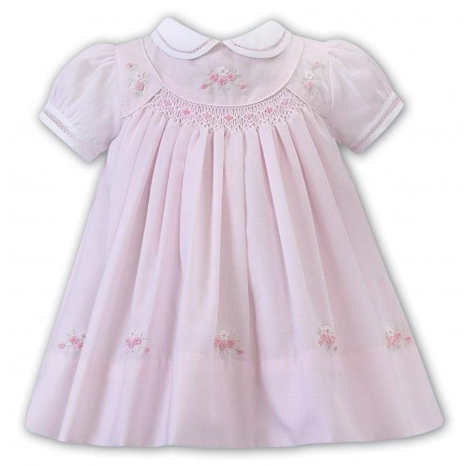 Sarah Louise Pleated Collar Dress 012240