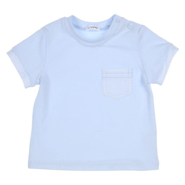 Gymp Gymp Blue Pocket T-shirt 1084 S21