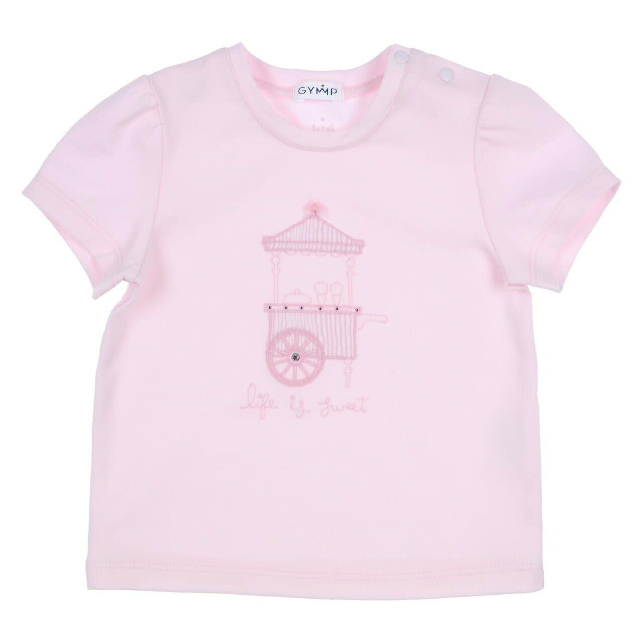 Gymp Gymp Life Is Sweet Ice Cream Tshirt 1108 S21