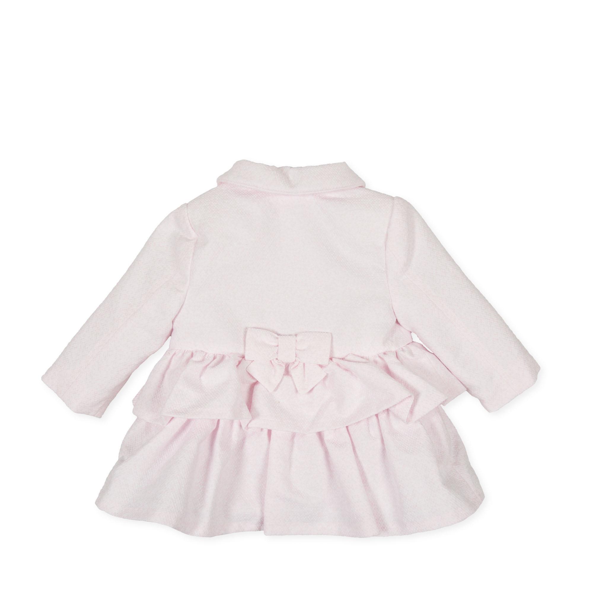 Tutto Piccolo Tutto Piccolo 9514 Pink Coat - Age 4