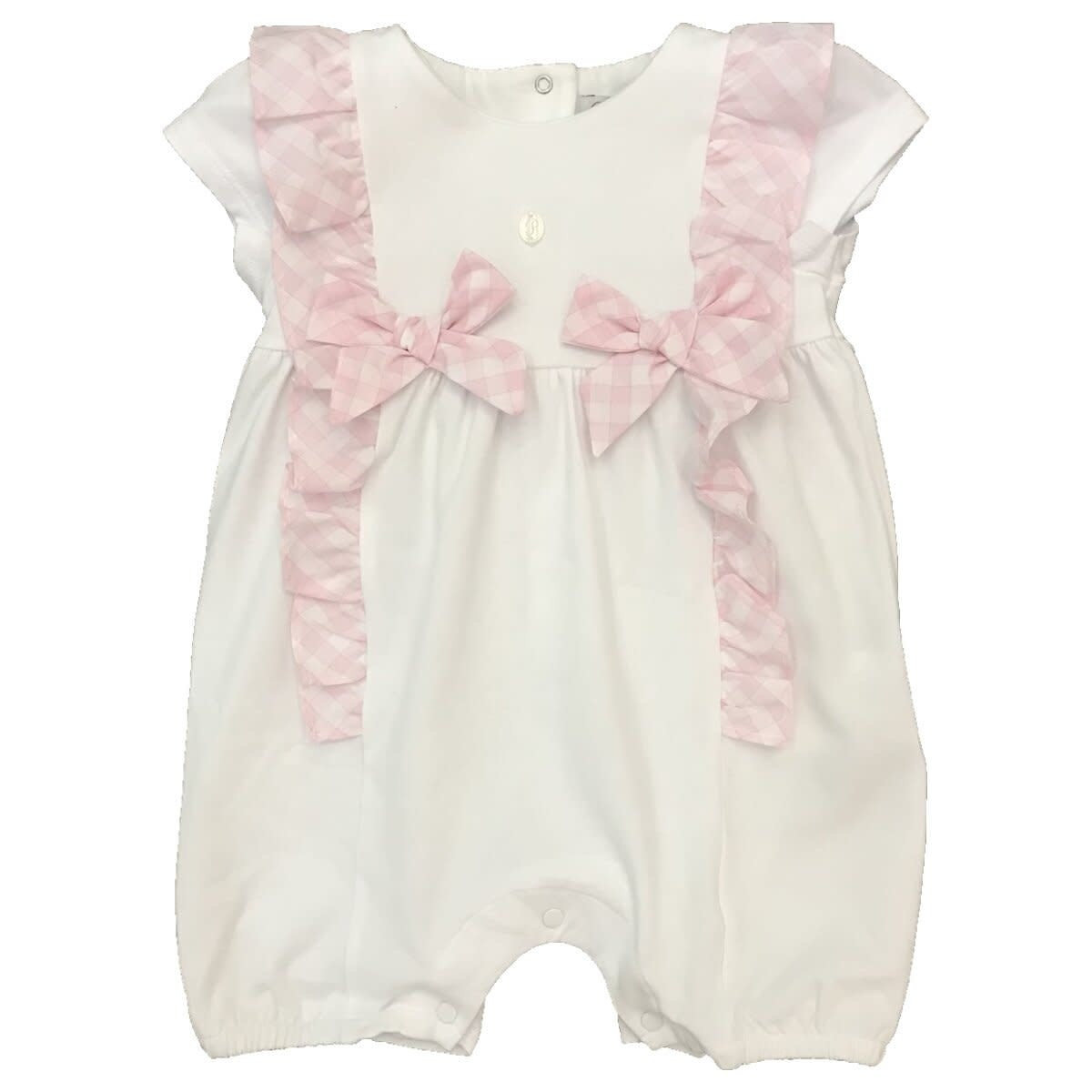 Patachou Patachou Baby Bow Romper 3078 S21