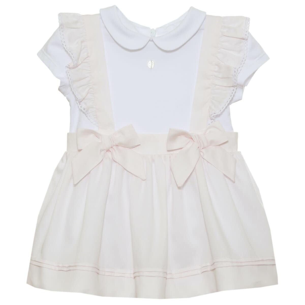 Patachou Patachou Dungaree Dress 3206 S21