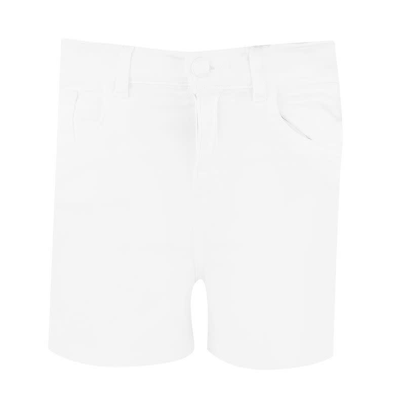 Guess GUESS Girls Ivory Denim Shorts S21