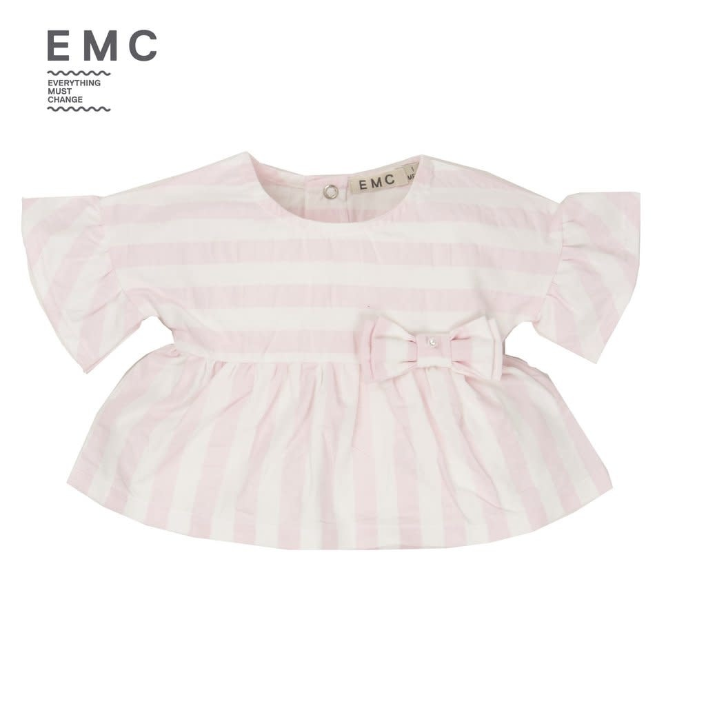 EMC EMC Striped 3/4 Length Trouser Set 1769 S21