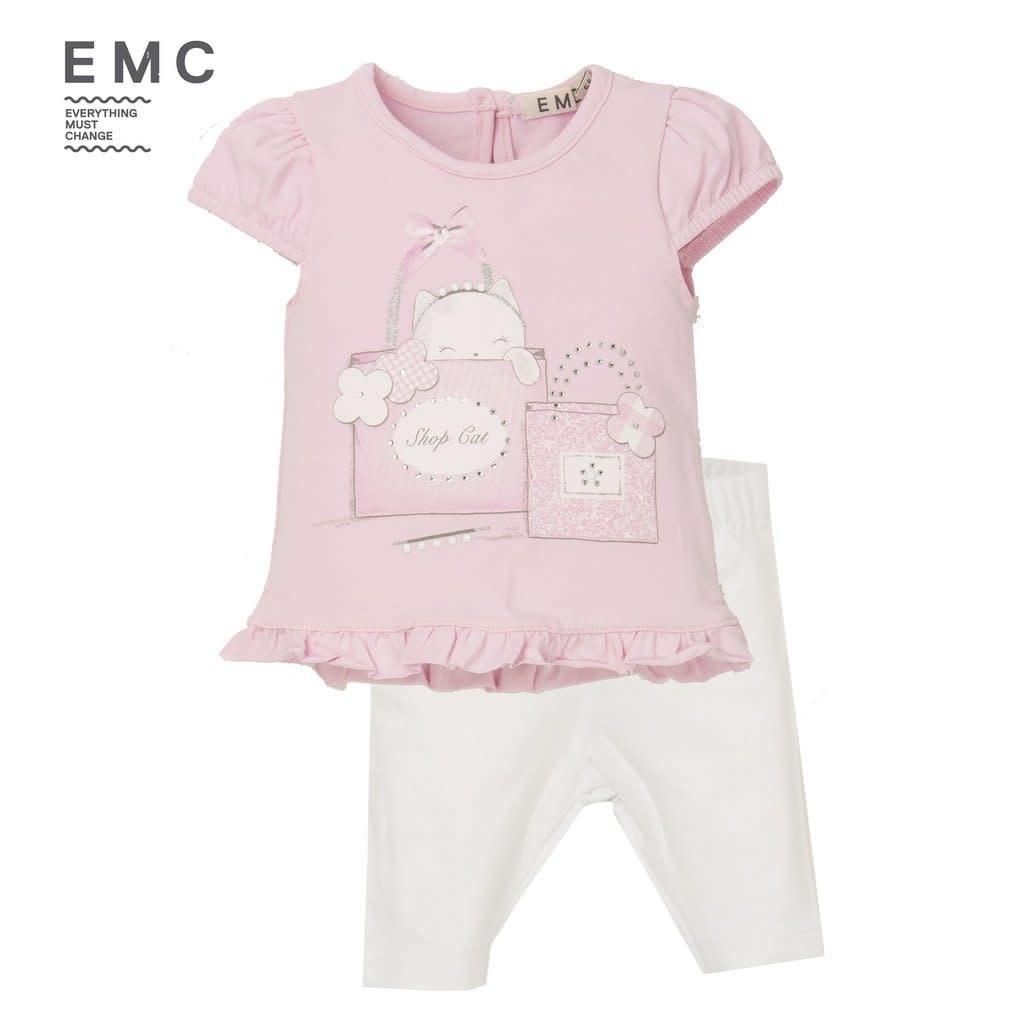 EMC EMC Shop Cat Legging Set 2794 S21