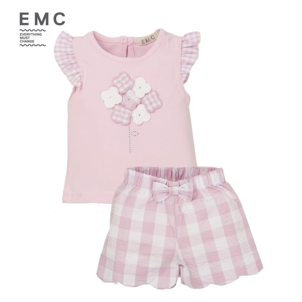 EMC EMC Floral Short Set 2793 S21