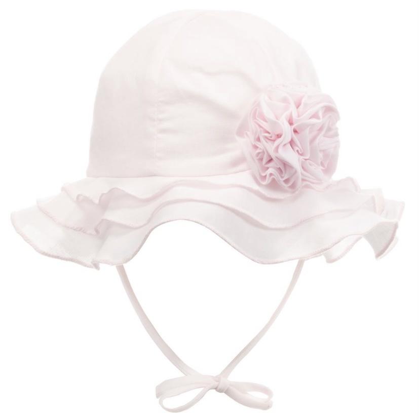 Sarah Louise Sarah Louise Pink Sun Hat