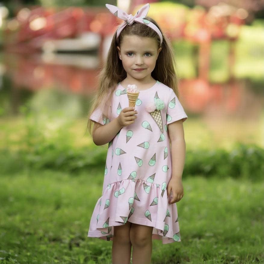 Daga Daga Ice Cream Dress 8323 S21