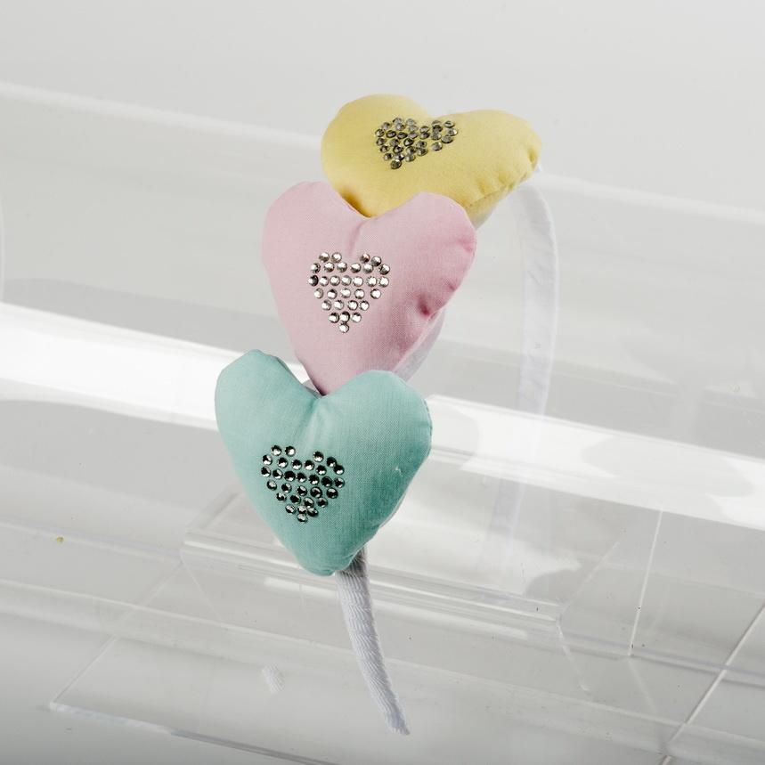 DAGA Love Heart Headband - 21016