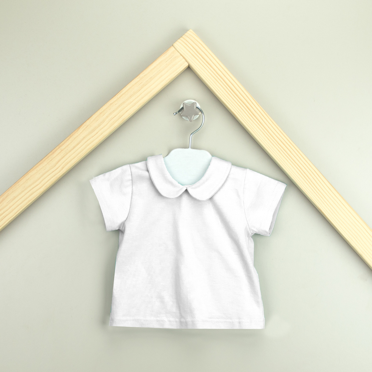 Babidu Babidu White T-Shirt 80115 S21