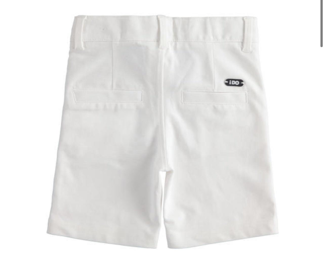 IDO Chino Slim Fit Short 4269400 S21