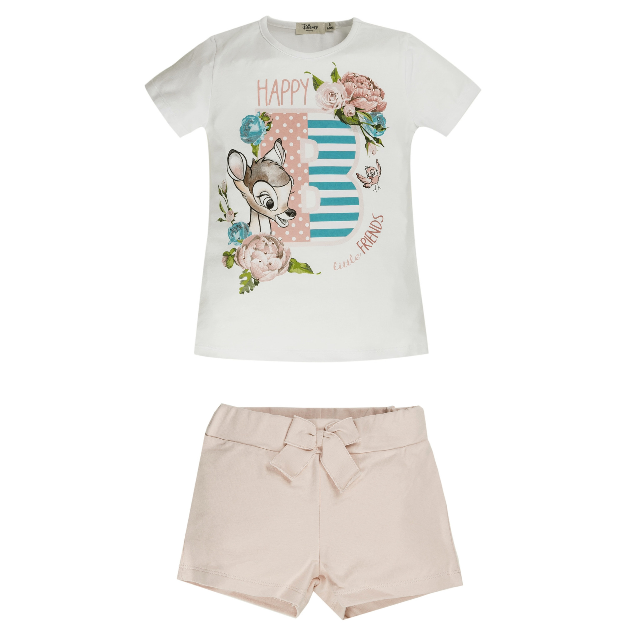 EMC BAMBI SHORT SET - 0009 S21