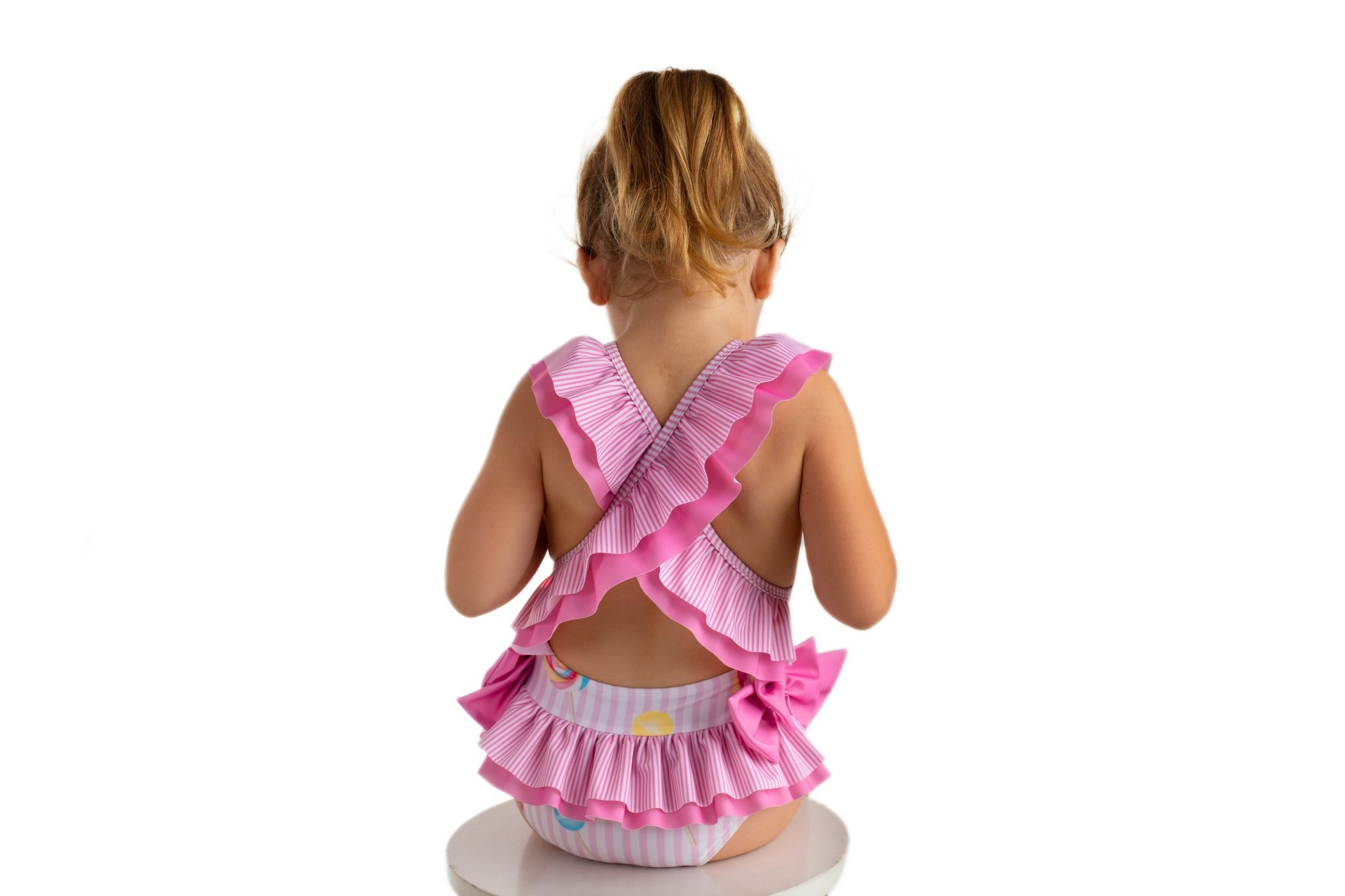Meia Pata Meia Pata Lollipop Swimming Costume S21