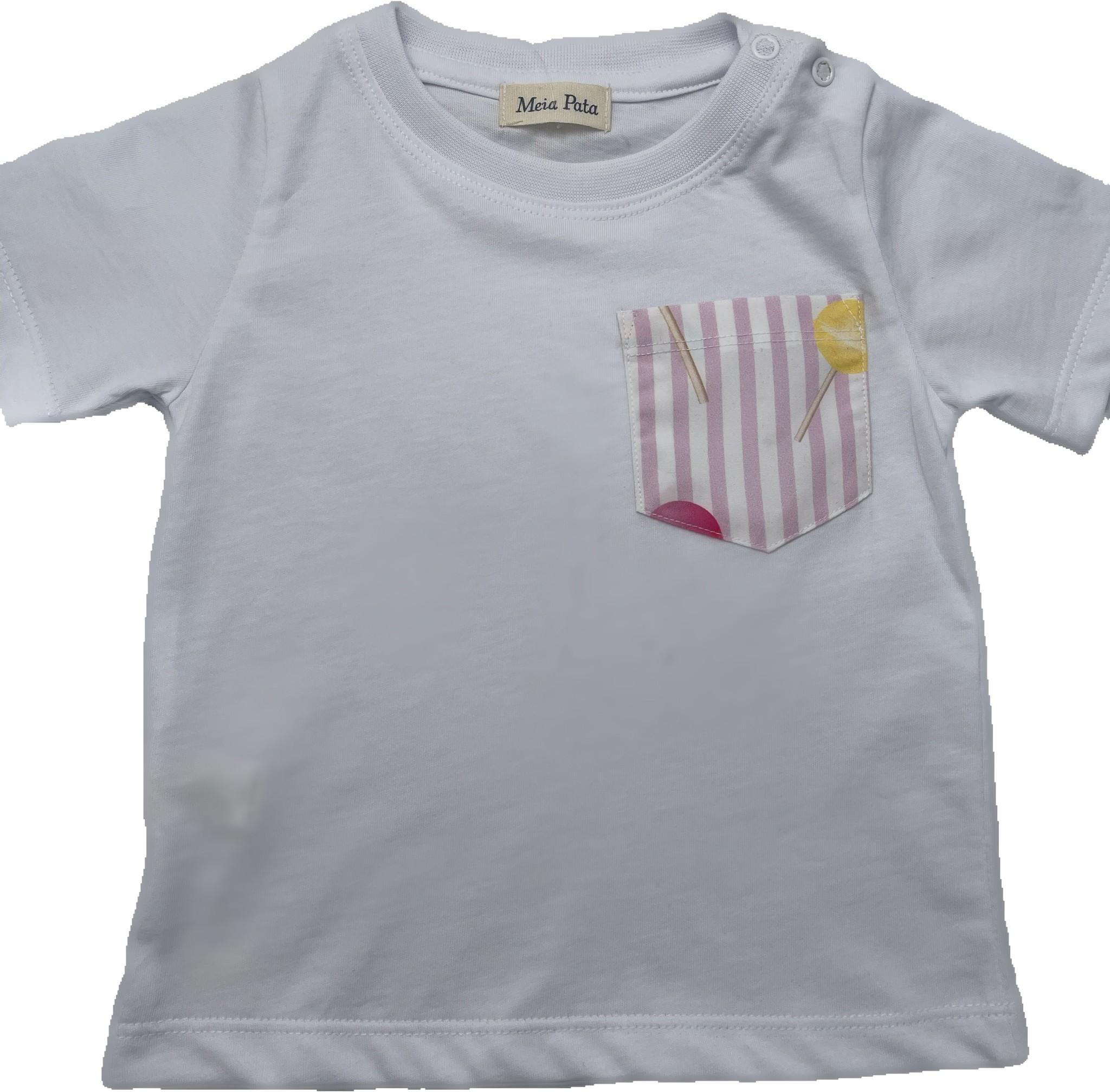 Meia Pata MEIA PATA - Boys Beach T-Shirt S21