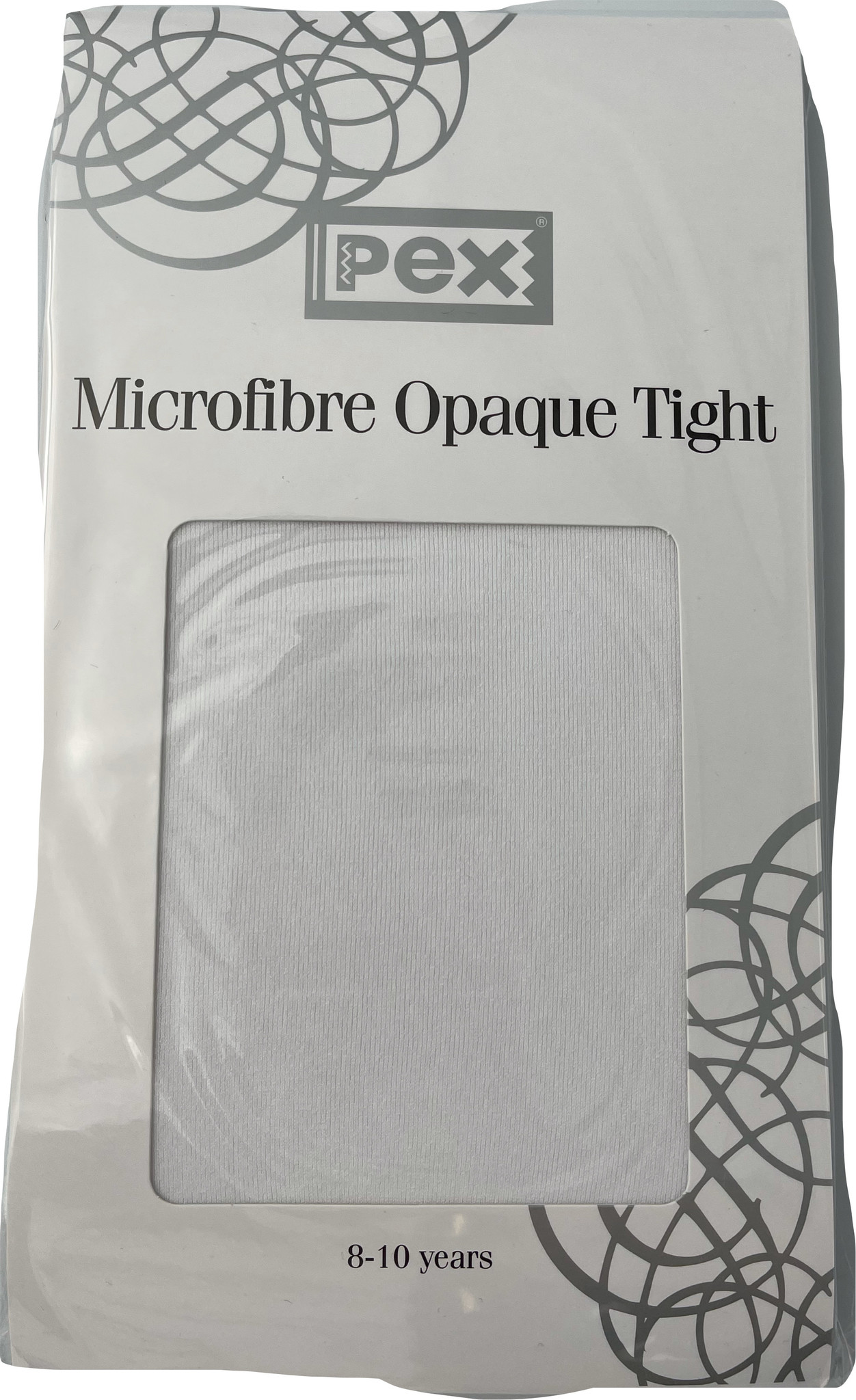Pex Pex Microfibre Tights - White