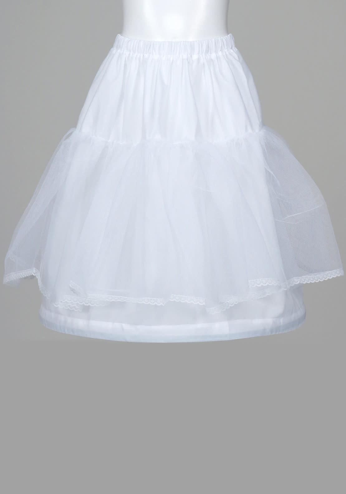 Little People Little People Communion Under Skirt