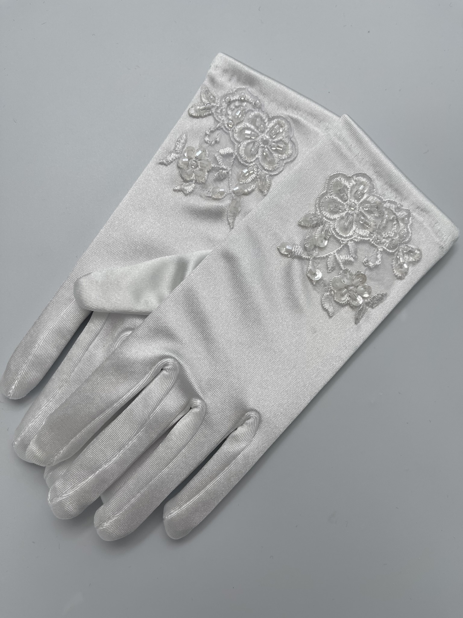 Little People Floral Glove