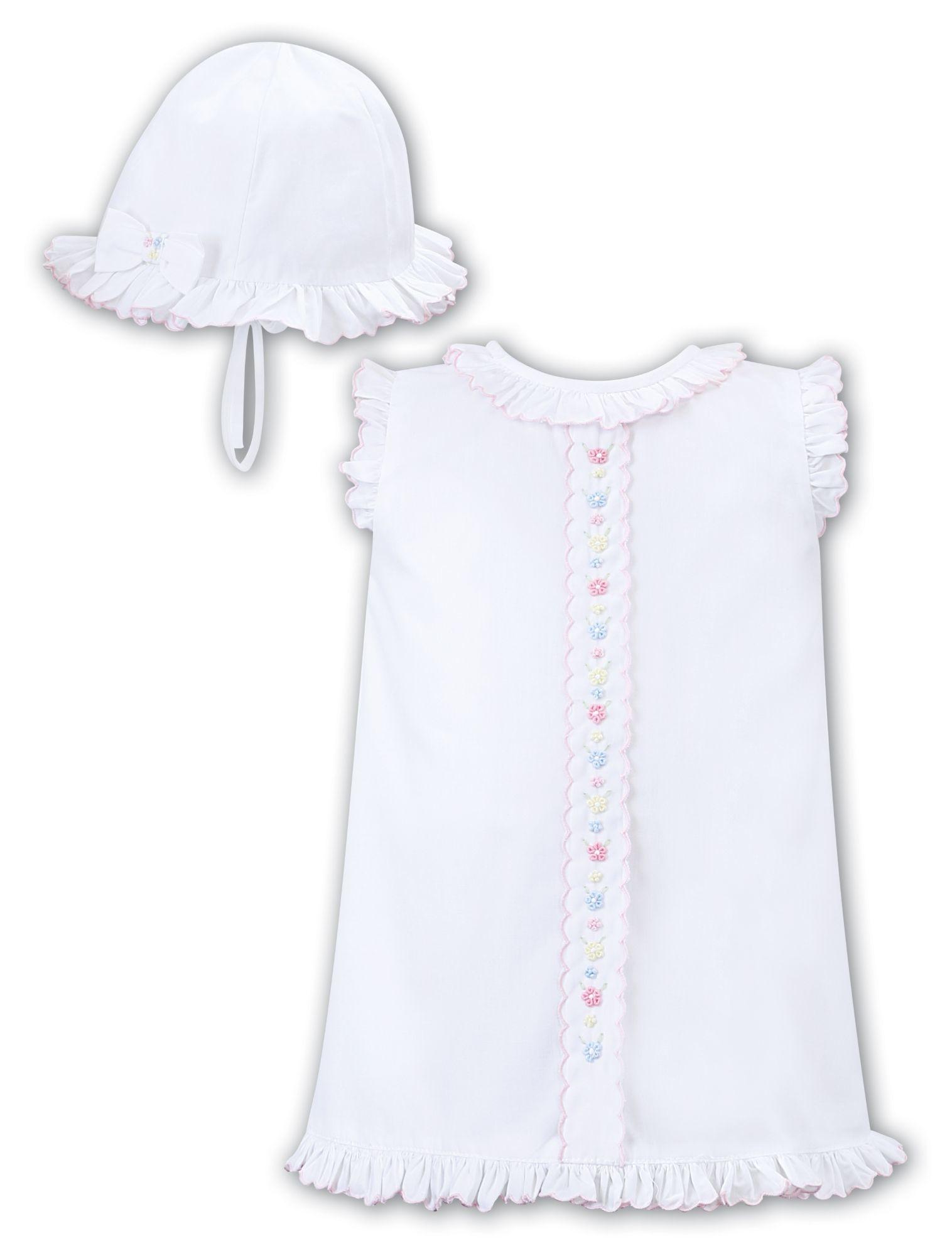 Girls Sarah Louise Dress and Hat 012213