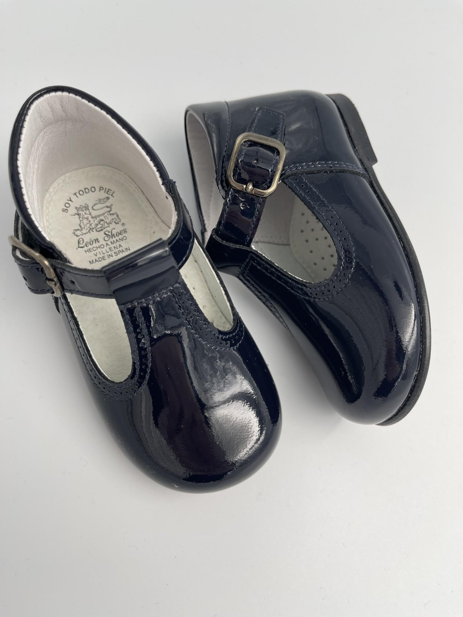Leon Shoes Leon Shoes Marino Patent