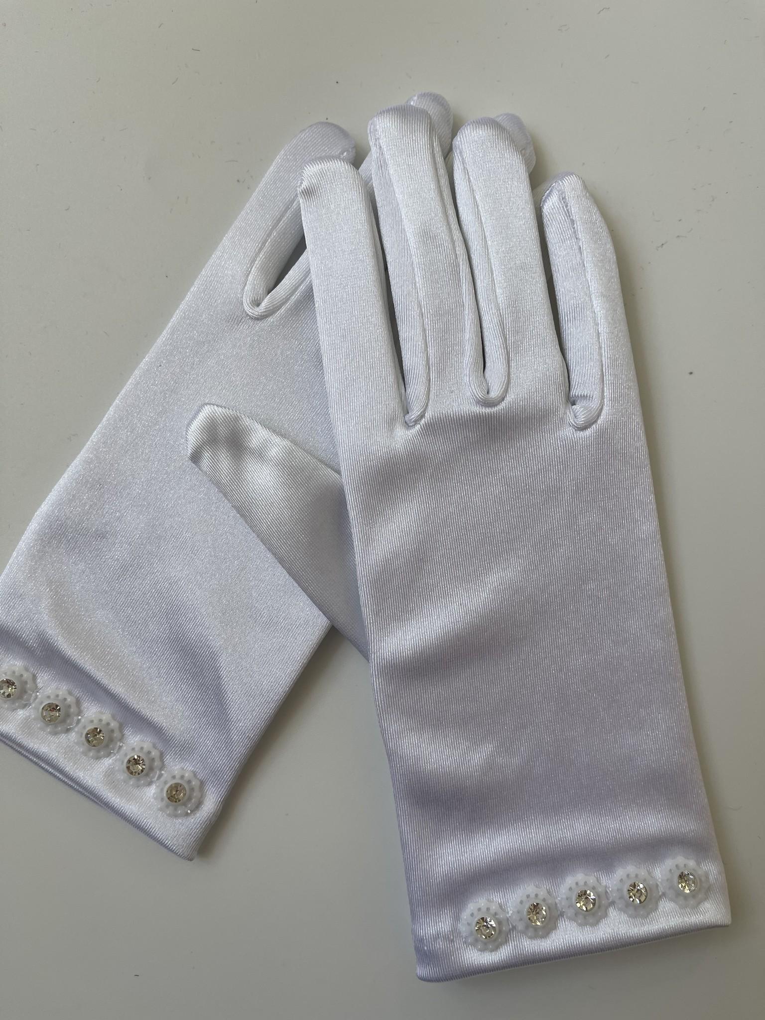 Little People Little People Diamante 5 Glove