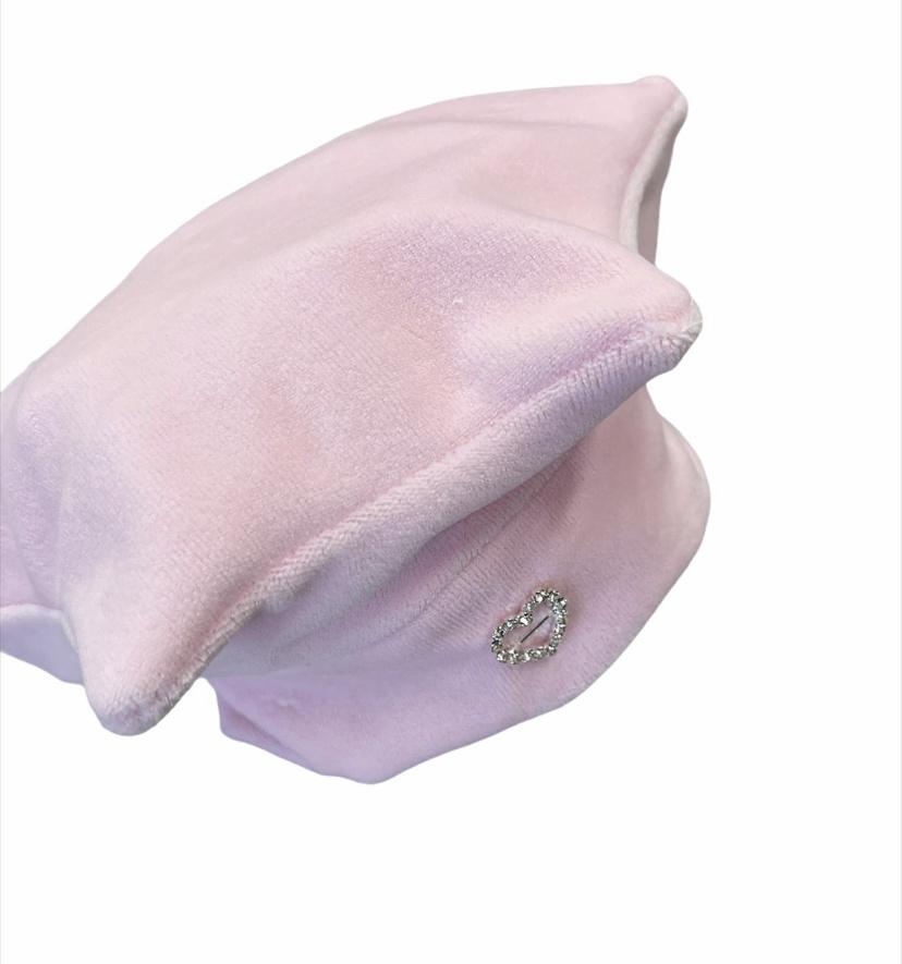 Cutiekins Cutiekins Star Hat Pink