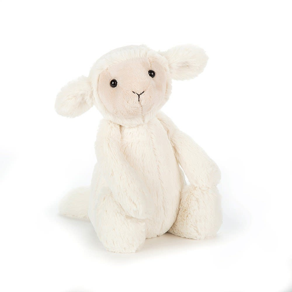 Jelly Cat JellyCat My Mum And Me Book And Bashful Lamb