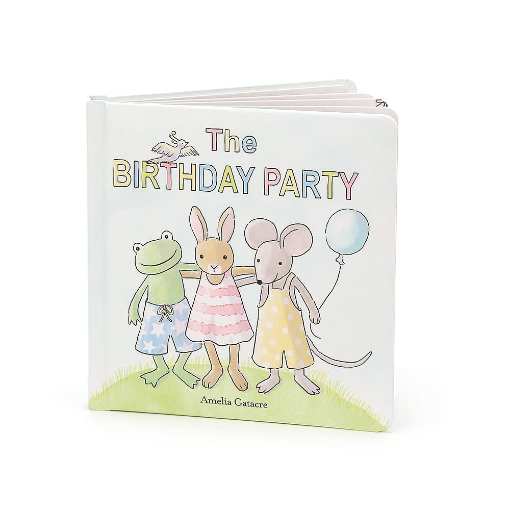 JellyCat The Birthday Party Book