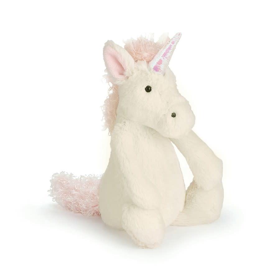 Jelly Cat JellyCat If I Were A Unicorn Book And Bashful Unicorn
