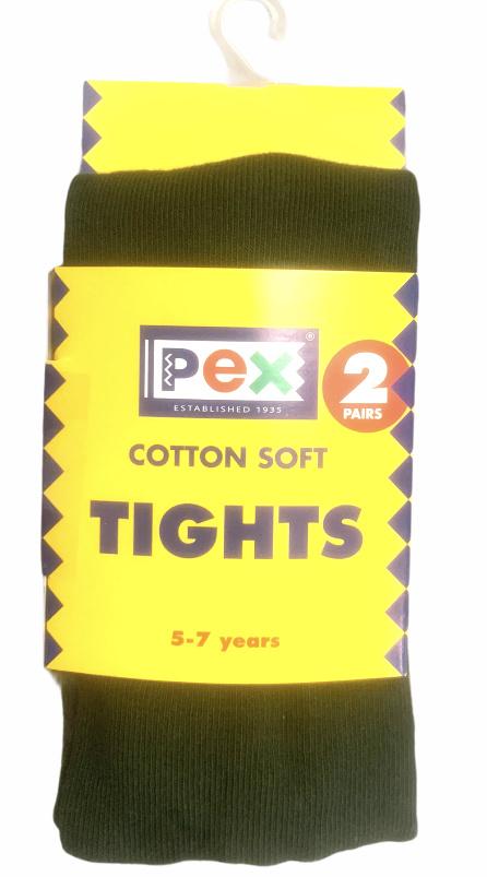 Pex Pex 2 Pack Wool Tights - Sunset