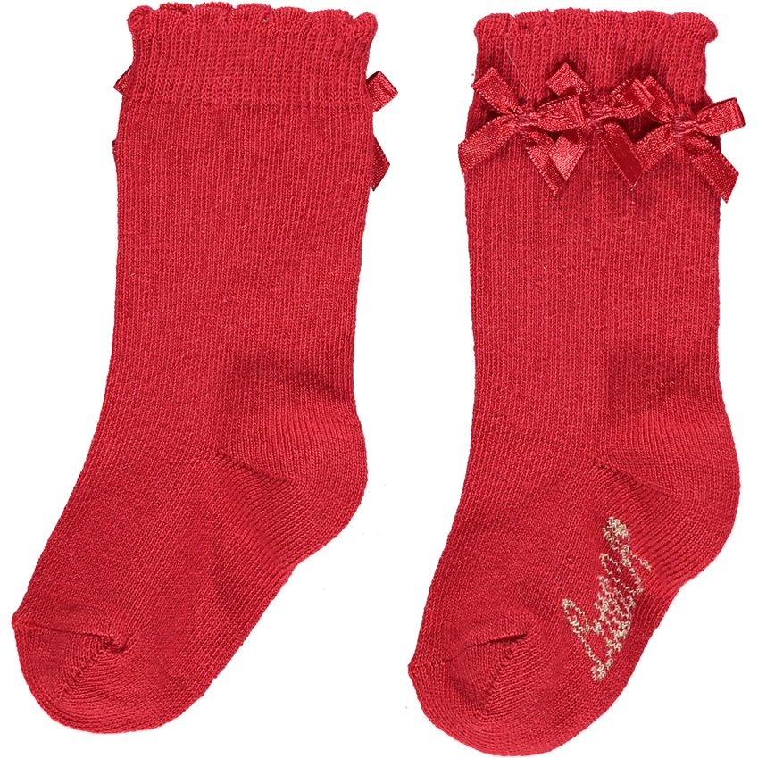 Little A Little A AW21 Beau Frill Knee High Sock