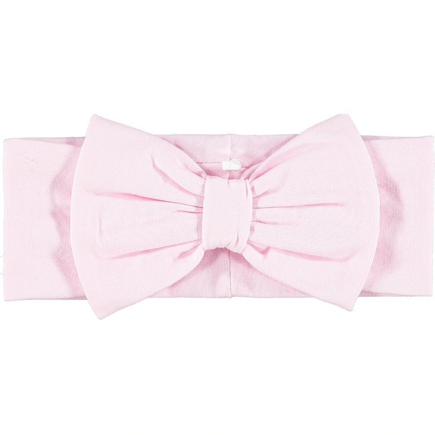 Little A Little A AW21 Anika Baby Pink Bow Headband