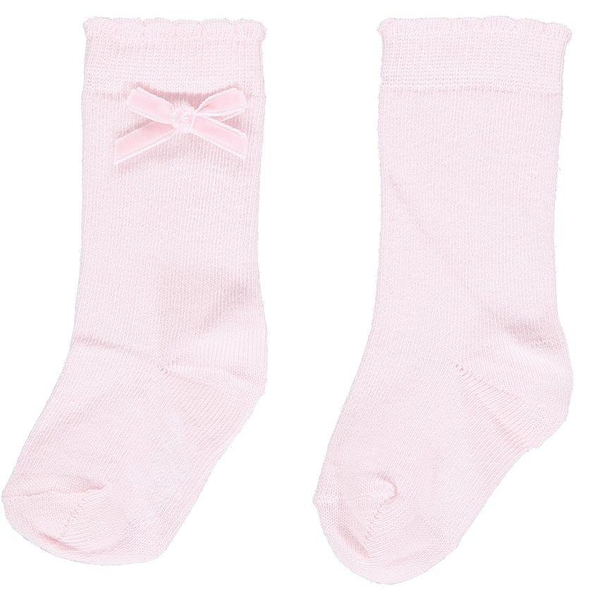 Little A Little A AW21 Atlanta Bow Knee High Socks