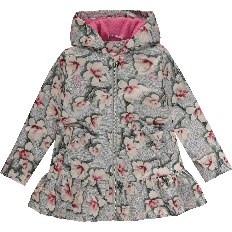 A Dee ADee Piper Print Raincoat