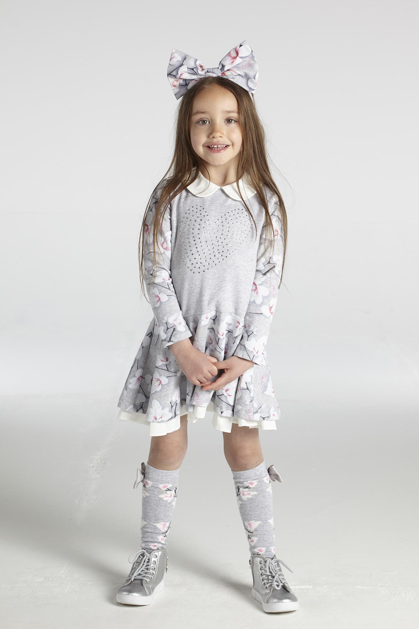 A Dee ADee Princess Sleeve Dress With Collar