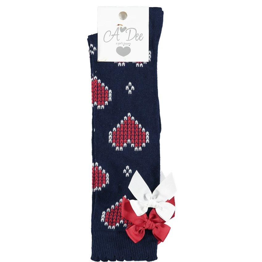 A Dee Adee Rosie Knee High Sock