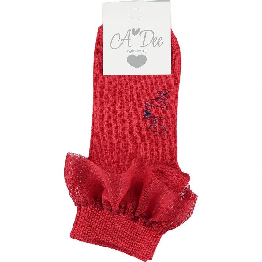A Dee ADee Rosalyn Ankle Sock
