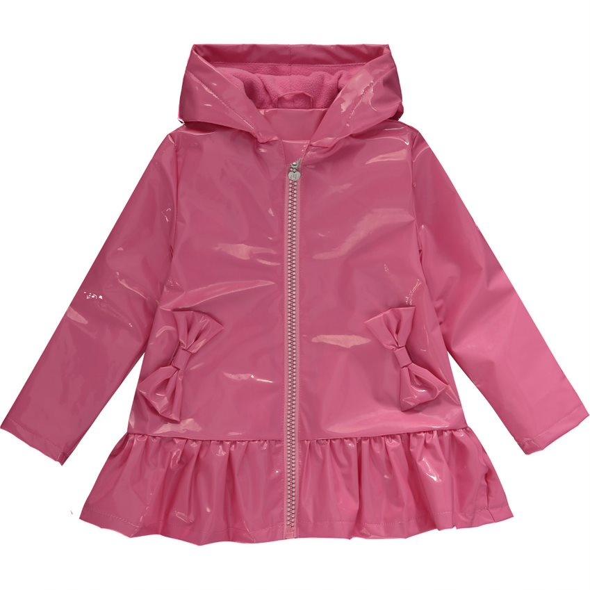 A Dee ADee Scarlett Frill Raincoat
