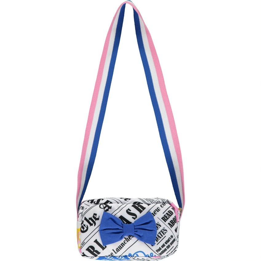 A Dee ADee Sasha Newspaper Bag