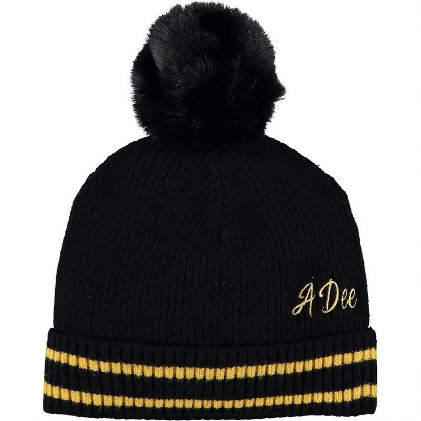 A Dee ADee Terrie Pom Pom Hat