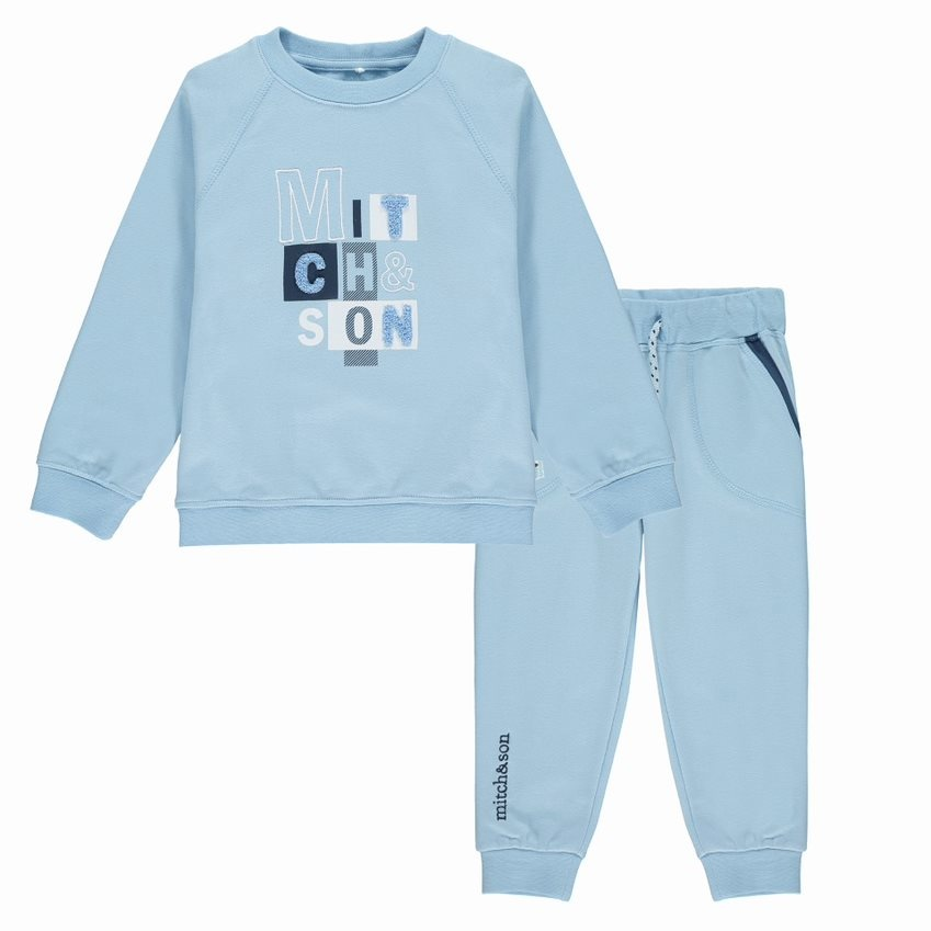 Mitch and Son Mitch & Son AW21 Pheonix Tracksuit