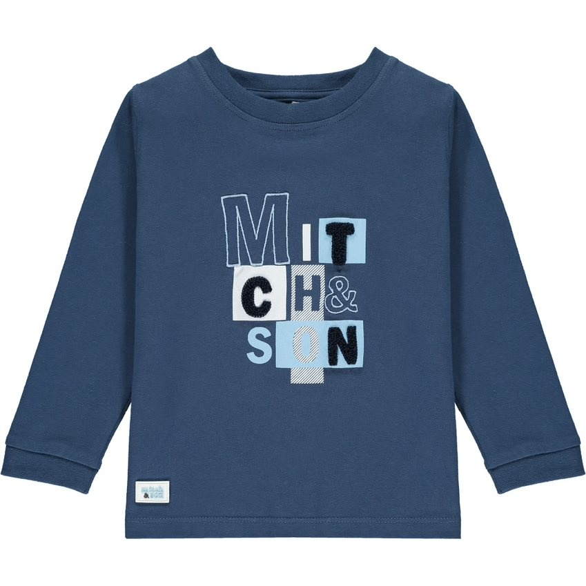 Mitch and Son Mitch & Son AW21 Pinkston Long Sleeve Top