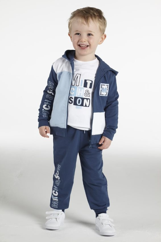 Mitch and Son Mitch & Son AW21 Port Tracksuit