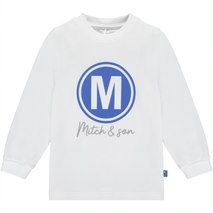 Mitch and Son Mitch & Son AW21 Springfield Long Sleeved Top