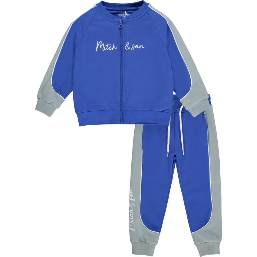 Mitch and Son Mitch & Son AW21 Stirling Zipper Tracksuit