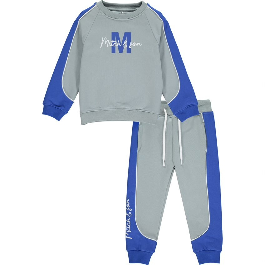 Mitch and Son Mitch & Son AW21 South Federick Tracksuit