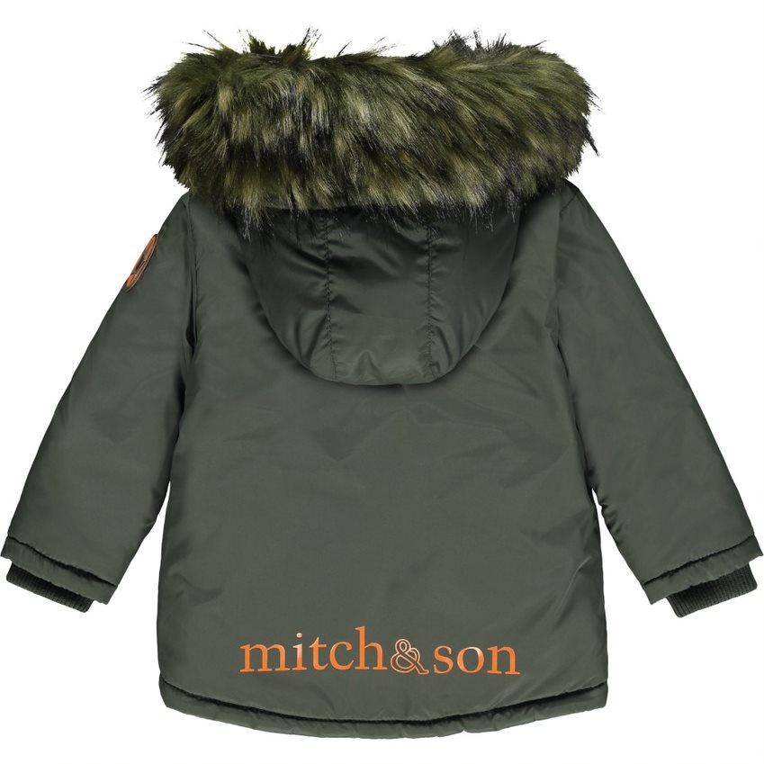 Mitch and Son Mitch & Son AW21 McAlpine Parka